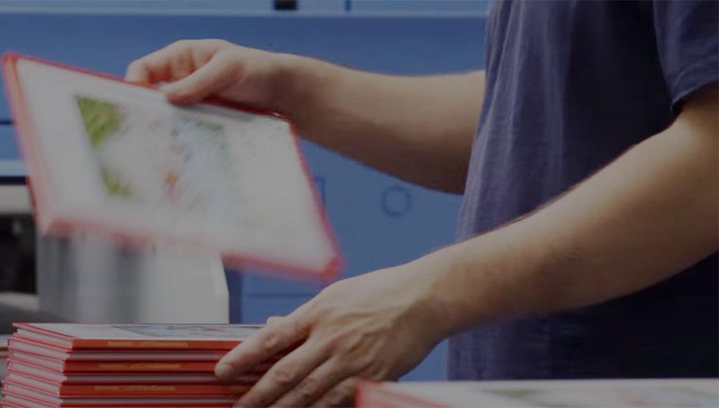 Nowoczesna drukarnia cyfrowa (Xerox case study)