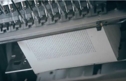 Från A till Ö – hur man trycker böcker i digitaltryckeriet Totem.com.pl