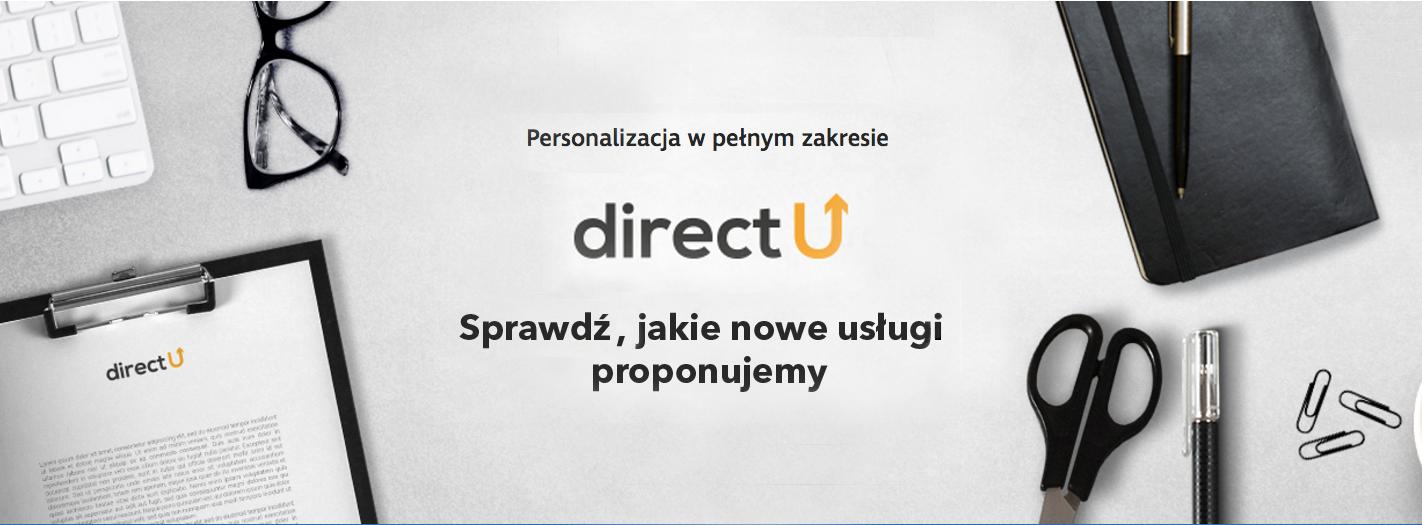 directU – nowa usługa Totemu