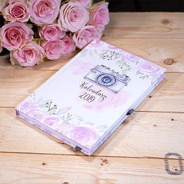 kalendarz książkowy 2019