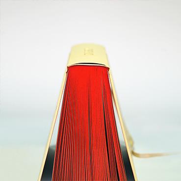 barwiony brzeg książki