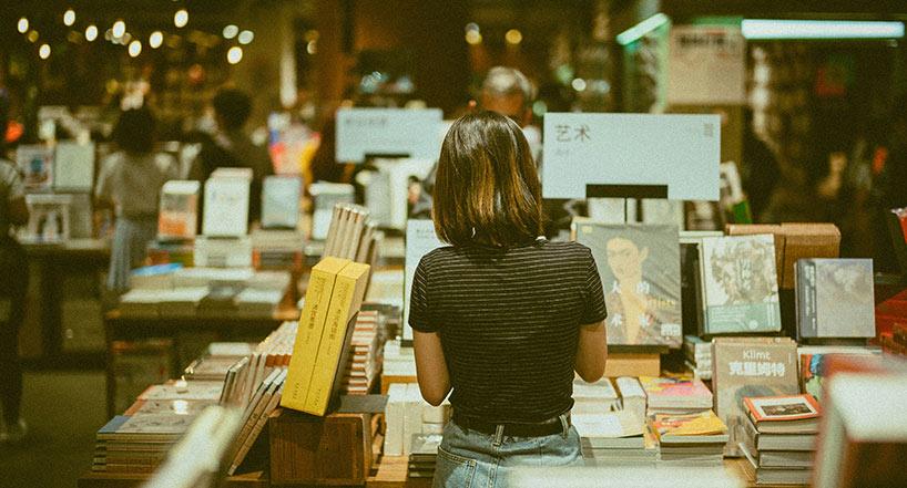 zakupy książkowe