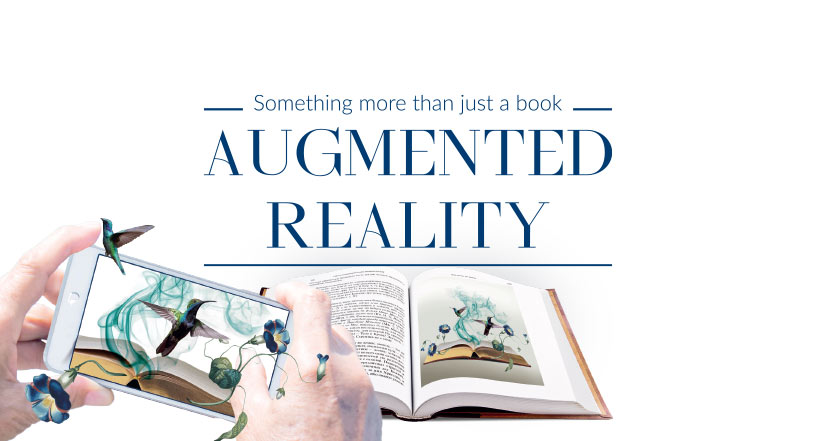 We've got something extra for you: Totem AR, also known as augmented reality books