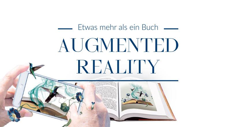 Wir haben noch etwas für Sie: Totem AR – Bücher mit Augmented Reality